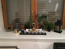 Buddha type Decorations in Ramstein, Germany