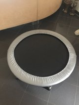 Exercise trampoline in Ramstein, Germany