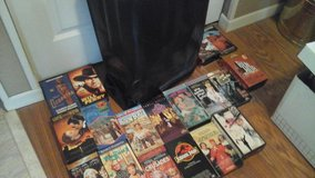 VHS Movies  30-35 in bag in Bolingbrook, Illinois
