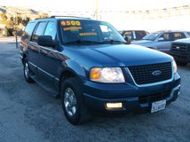 "2004 FORD EXPEDITION XLT ' FULLY LOADED LEATHER INTERIOR 3RD ROW SEATS & REAR AC "" .......$4500 in 29 Palms, California"