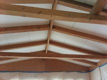 Pine tongue & groove installed in Yucca Valley, California