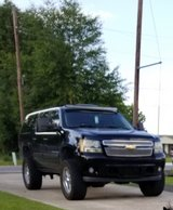 2007 2500 Chevrolet suburban lt 4x4 in Leesville, Louisiana