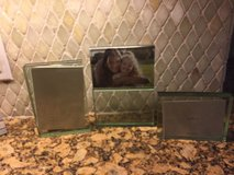 Glass Block Picture Frames in Kingwood, Texas