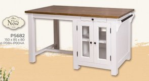 United Furniture - Table Kitchen Island  682 - available in all colors - Including Delivery in Stuttgart, GE
