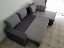 L-Couch + Bed + Storage in Ramstein, Germany