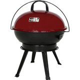 ***BRAND NEW***Red Portable Charcoal Grill*** in The Woodlands, Texas