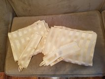 Like NEW! Golden Yellow Curtains in Fort Campbell, Kentucky