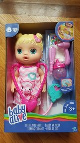 Baby alive better now bailey new in Bolingbrook, Illinois