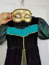 **REDUCED** Masquerade Girl Costume, Size 7/8 in Fort Campbell, Kentucky