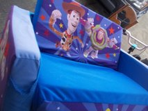Toy Story foam kids couch in Camp Lejeune, North Carolina