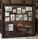 Large collage picture frame in Naperville, Illinois