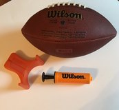 Wilson Football, Stand and Pump in Bolingbrook, Illinois