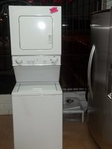 GE STACK-ABLE WASHER W/DRYER in Fort Bragg, North Carolina