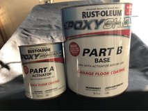 Epoxy Garage Floor Coating Kit in Okinawa, Japan
