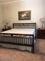 Beautiful King Size Bedroom Set in Spring, Texas