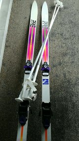 snow skis/ sledges and poles in Chicago, Illinois