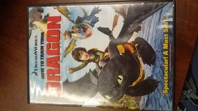 How to Train Your Dragon dvd in Houston, Texas