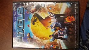 Pixels dvd in Houston, Texas