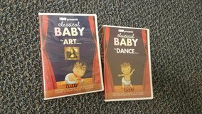 Classical Baby DVDs in Houston, Texas