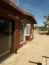 Swamp coolers installed in 29 Palms, California
