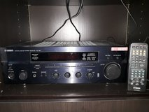 Yamaha Natural Sound Stereo Receiver with Remote in Stuttgart, GE