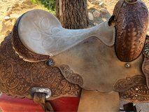Ammerman Barrel Saddle in Yucca Valley, California