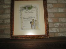 Beautiful picture frame in Kingwood, Texas