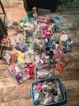 Beads, Molds, Bags, Jewelry, Connectors, Containers in Conroe, Texas