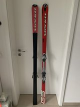 Stöckli GS Skis with Tyrolia Bindings, 183cm Long in Wiesbaden, GE