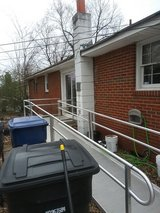Wheelchair ramp in Clarksville, Tennessee