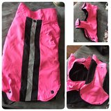 L pink 2 pc. dog coat from Top Paw in Naperville, Illinois