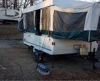 2004 Coleman pop up camper in Quantico, Virginia