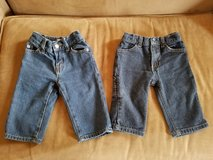 Boys Children's Place/Izod Jeans, Size 6-9M in Clarksville, Tennessee