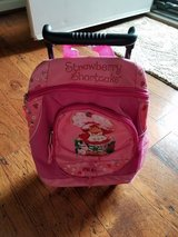 Strawberry Shortcake Roller Backpack in Clarksville, Tennessee