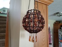 Hanging Beaded Tealight Holder in Clarksville, Tennessee