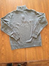 S men's Banana Republic sweater in Okinawa, Japan