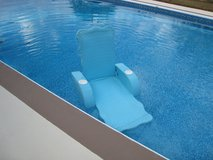Floating Pool Lounge Chair in Fort Rucker, Alabama