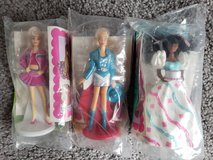 Vintage 3 Mini Barbie Lot #1 in Fort Campbell, Kentucky