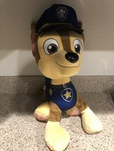 Chase from Paw Patrol in Camp Pendleton, California