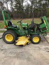 John Deere 650 in Warner Robins, Georgia