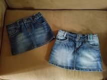 Girls Jean Skirt, Size 6 in Fort Campbell, Kentucky