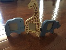 Zoo Animal Picture Frame in Bolingbrook, Illinois
