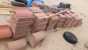 clay roof tiles in 29 Palms, California