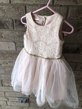 Fancy 3t toddler dress like NEW in Houston, Texas