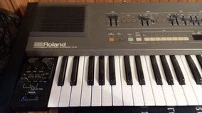 Roland programmable polyphonic synthesizer hs-60 in Camp Lejeune, North Carolina