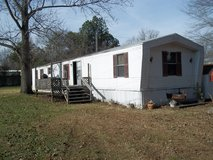Mobile Home and Lot in Clarksville, Tennessee