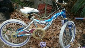 Bikes in Cleveland, Texas