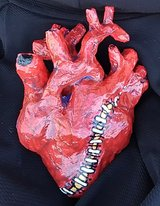 Anatomical Heart Valentines in Alamogordo, New Mexico