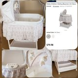 Bassinet- delta brand in Camp Pendleton, California