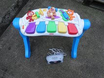 Fisher price learn & move music station in Lakenheath, UK